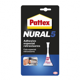 COLA PARA RETROVISORES PATTEX NURAL 5 5ML