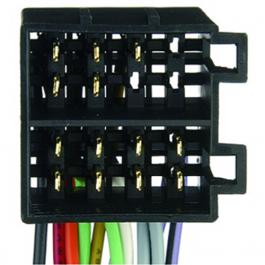 CONECTOR ISO HEMBRA-TERMINAL MACHO
