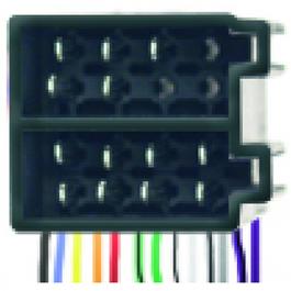 CONECTOR ISO MACHO-HEMBRA (PROLONGADOR)