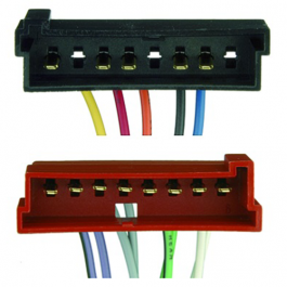 CONECTOR ISO FORD 89>