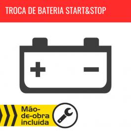 MONTAGEM DE BATERIA START&STOP