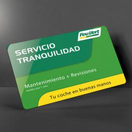 SERVIÇO TRANQUILIDADE