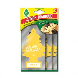 AMBIENTADOR PLACA ARBRE MAGIQUE BAUNILHA PACK 3