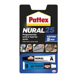 CIMENTO COLA EXTRA FORTE AUTO PATTEX NURAL 25 20ML