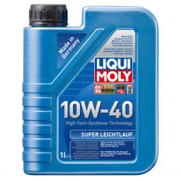 ÓLEO DE MOTOR LIQUI MOLY SUPER LEICHTLAUF 10W40 1L