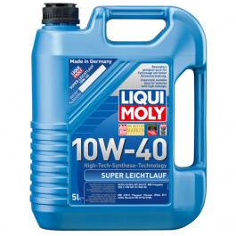 ÓLEO DE MOTOR LIQUI MOLY SUPER LEICHTLAUF 10W40 5L