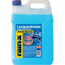 LIMPA-VIDROS ANTI-CHUVA -5ºC KRAFFT 5L