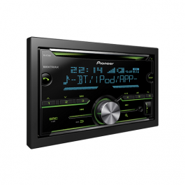 RÁDIO CD PIONEER (Ddin) FH-X730BT