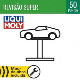 Revisão Super + Óleo Liqui Moly 5w30 ou 5w40