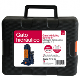 MACACO HIDRÁULICO 5T VP