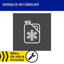 MUDANÇA DE ANTICONGELANTE AR25