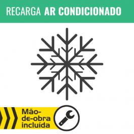 RECARGA DE AR CONDICIONADO R134A