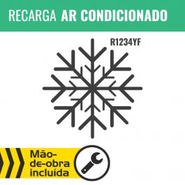 RECARGA DE AR CONDICIONADO R1234YF
