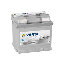 BATERIA DE CARRO VARTA C30 54AH 530A