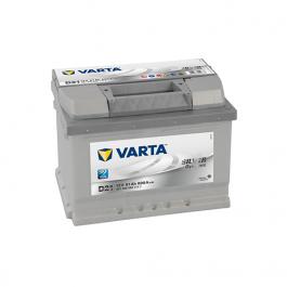 BATERIA DE CARRO VARTA D21 61AH 600A