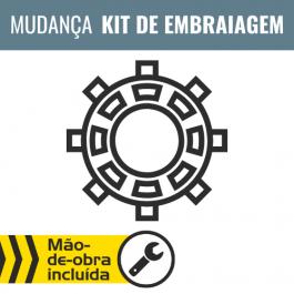 MUDANÇA DE KIT DE EMBRAIAGEM