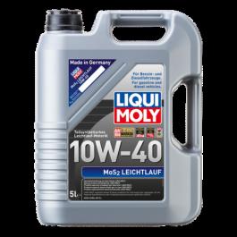 ÓLEO DE MOTOR LIQUI MOLY MOS2-LEICHTLAUF 10W40 5L