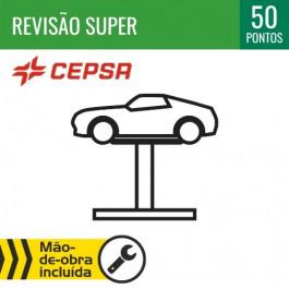 REVISÃO SUPER + ÓLEO CEPSA 10W40