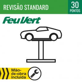 REVISÃO FEU VERT STANDARD + ÓLEO FEU VERT 10W40