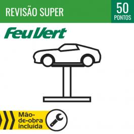 REVISÃO FEU VERT SUPER + ÓLEO FEU VERT 10W40