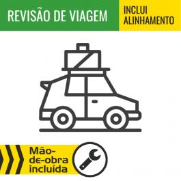 REVISÃO DE VIAGEM ALINHAMENTO INCLUÍDO