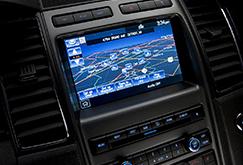 Como funciona o sistema de navegação dos veículos?
