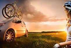 Vantagens e dicas para instalar um porta-bicicletas de tejadilho