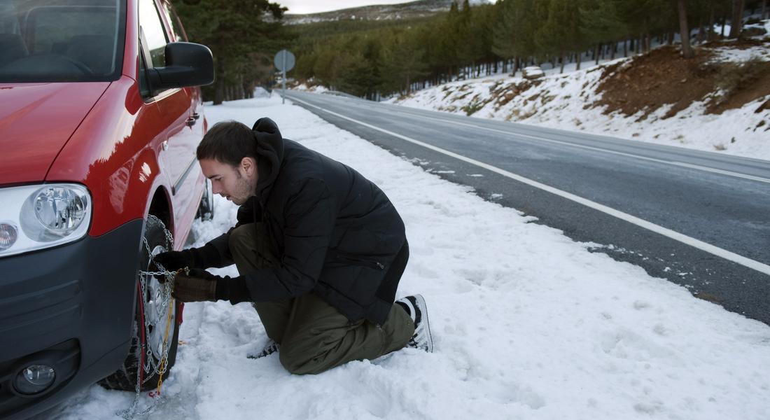 ¿Sufren los neumáticos con las cadenas de nieve metálicas?