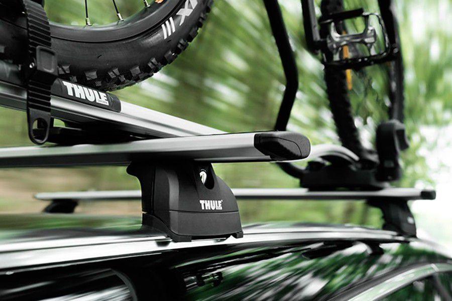 Porta-bicicletas de tejadilho