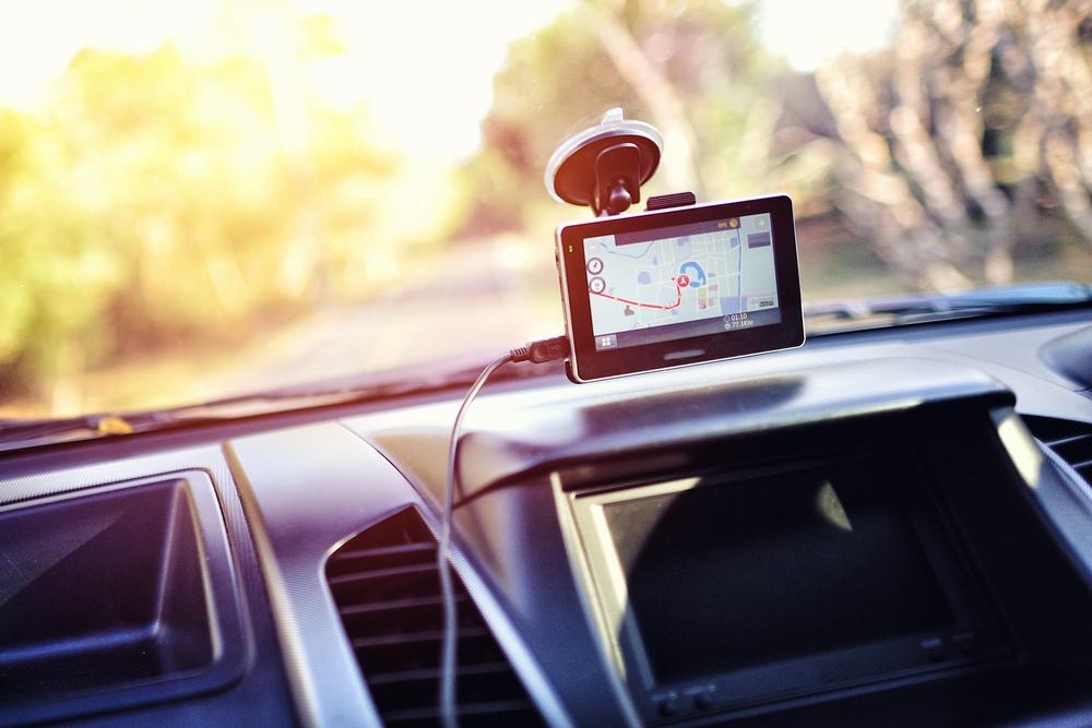 GPS automóvel