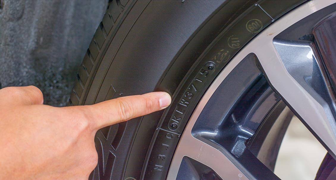 Cómo leer los marcajes del flanco de mis neumáticos