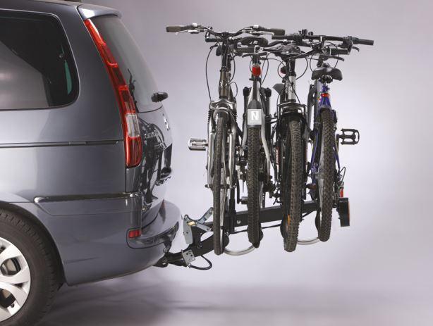 Vantagens e dicas para instalar um porta-bicicletas na parte traseira do seu carro