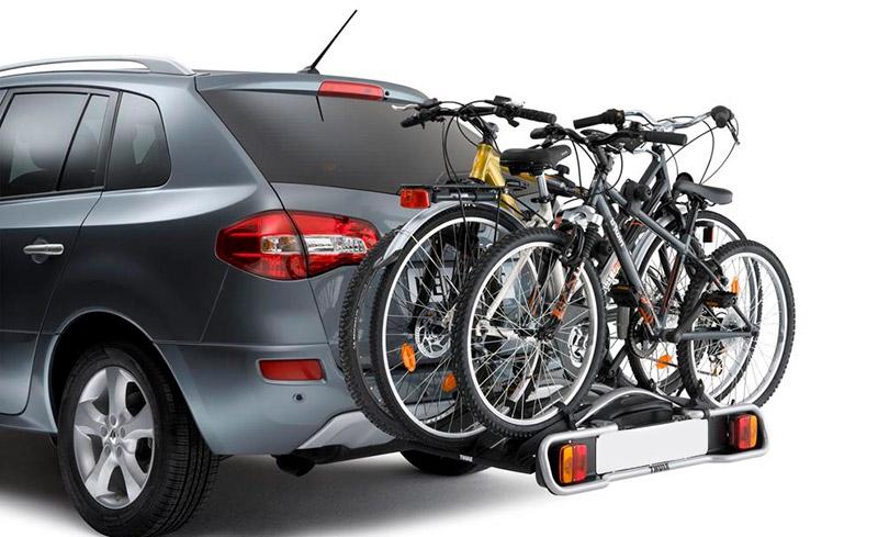Porta-bicicletas carro
