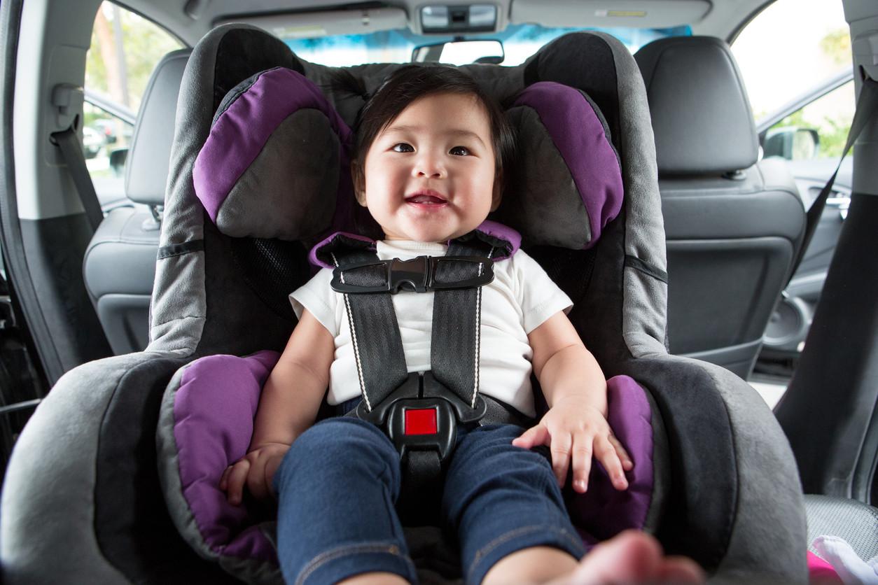 Conselhos para escolher um sistema de retenção infantil mais adequado tendo em conta a idade e o pesa da criança