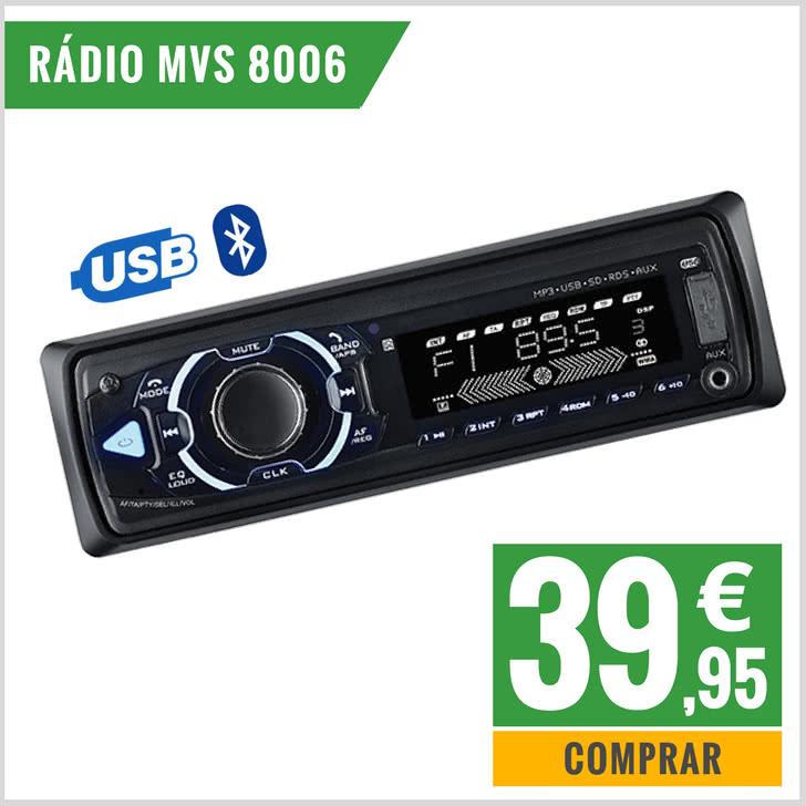 Rádio MVS 8006
