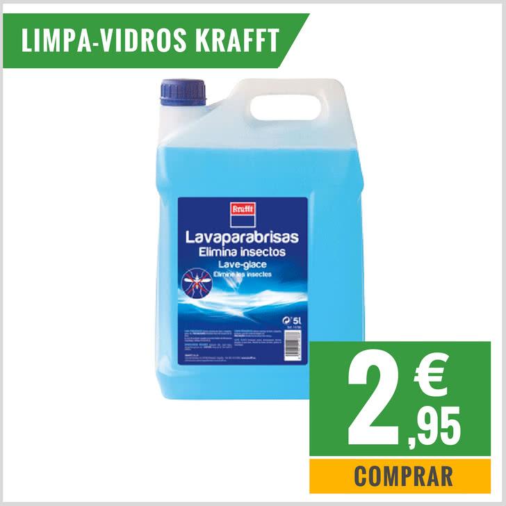 Limpa-vidros Krafft