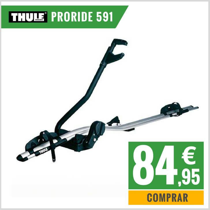Porta bicicletas Thule Proride 591